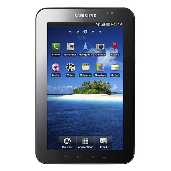 Imagen de Galaxy Tab GT-P1000L