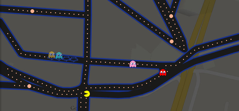 maps-pac-man